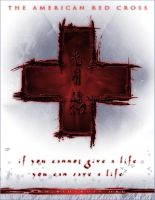 American Red Cross Poster by roo157