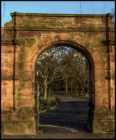 Ormeau Park - The spring is coming by Isyala