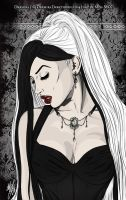 .:Darkthorn:. [covered] by miss-mex
