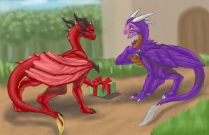 Gift for INfernus by Spartan-029