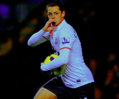 Chicharito White 1 by Sweet-Tizdale