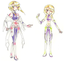 leil Concept Sketches by shinamiEBA