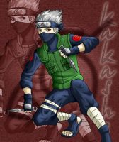 Kakashi is STEALTHY by chibikat