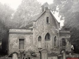 Old mortuary by PaSt1978