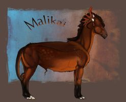 Malikai by Teggy