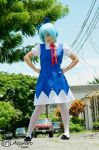 Cirno by InguzXparking