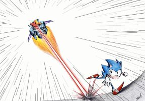 Crush Kill Destroy... the Hedgehog by QuynzeL