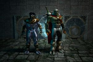 Legacy of kain by NeoZX-TOLE