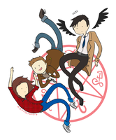 i need this crossover more than i need oxygen by nikaalexandra