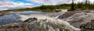 Wild River by amrodel