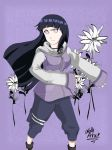 Hinata - Fight'n flower by HinataRose