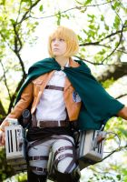 Armin Arlert - Shingeki No Kyojin (2) by denni-cosplay