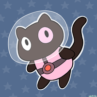 CP: Cookie Cat by ChibiSo