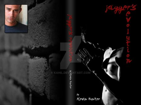 Jagger's Revolution Book Cover by kahil
