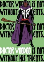 Doctor Voodoo by blindfaith311