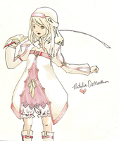 Alice number 3 colored by bhakri