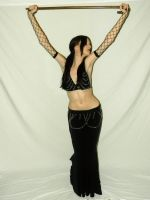 gothic belly dancer4 by SeleneTiedman