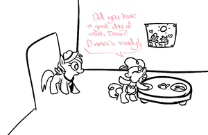 Playing House by PonyGoggles