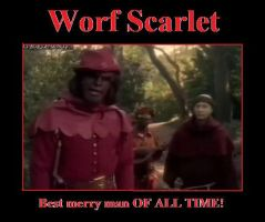 Worf Scarlet by shouldnt-draw