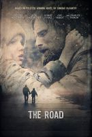 THE ROAD movie poster II by Karezoid