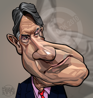 Peter Mandelson by RussCook