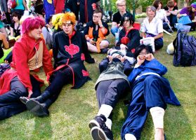 Animethon 20 Naruto Group by TheAzntirong