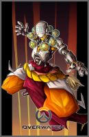 Zenyatta - Overwatch by Puekkers