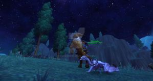 Warcraft: Pathfinding Breezestrider by ToxicCreed