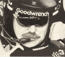Dale Earnhardt by cjc7664