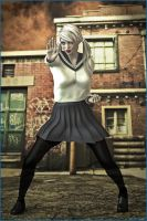 Baby Doll - Talk To The Hand by akulla3D