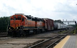 Going back to Joliet Yard by JamesT4