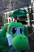 lets ride yoshi by fontainekia