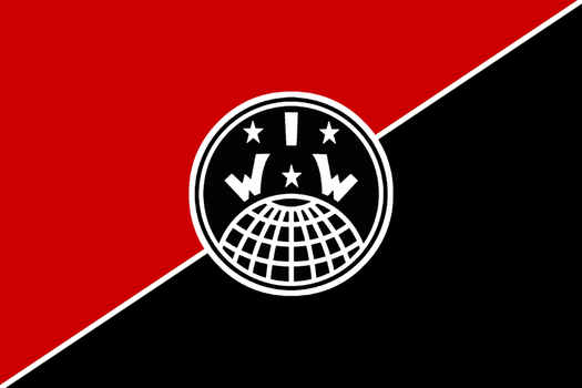 United Federation of American Syndicates Flag by BullMoose1912