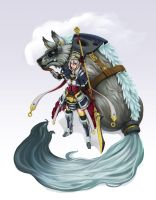 Girl and Beast by Sessie