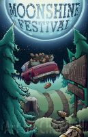 Moonshine Festival by EuchridEucrow