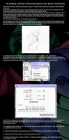 Color y Volumen Paint Tool SAI by noticias