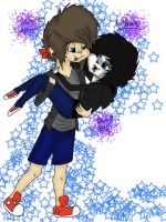 Casey X Nathan ~request-ishnessmabobness~ by CannabisCow
