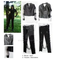 Clothes created by me #2 by edmona1980