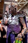 MCM Birmingham 2014 Cosplay: Shredder by mnmk