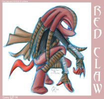 ASADAE - Red Claw by carriepika
