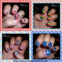 Nail Art 2 by macurris