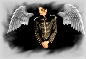 Michael Jackson Wallpaper I by Andut