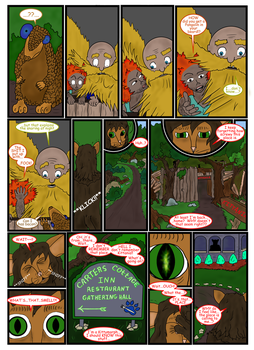 Page 108  Stuff is just crazy by Clayton41
