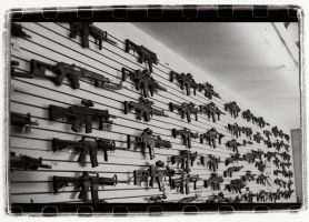 Guns by jfujita