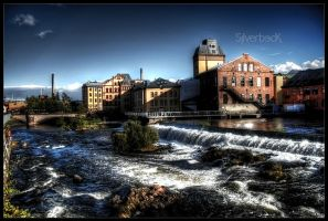 Whitewater Industry by Silverbeck