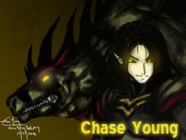 chase young by ElaineyYong