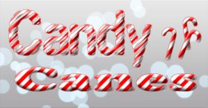 Candy Canes Style by jsouzaprimo