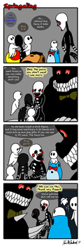 Springaling 271: Donor Card by Negaduck9