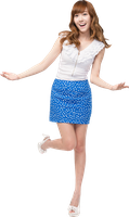 SNSD - Jessica (PNG) by Deerhansic