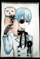 Ciel Fan Art by nikki17artist